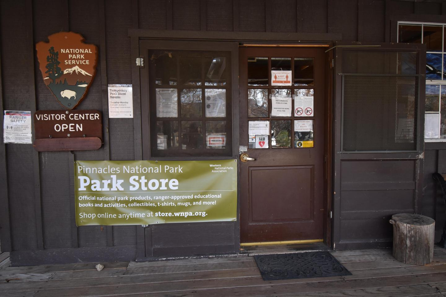 Park StoreEast Park Store Entrance