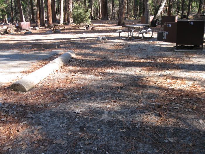 CampsiteCampsite 201