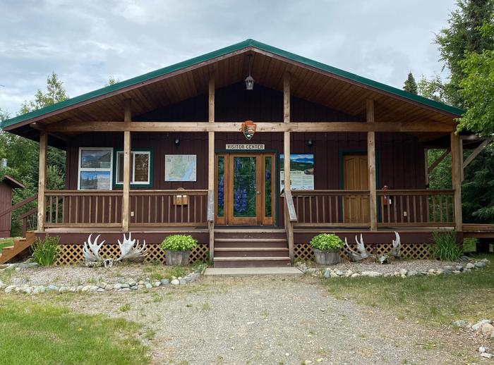 Port Alsworth Visitor CenterStop by the Port Alsworth Visitor Center for up-to-date information about Lake Clark National Park and Preserve.