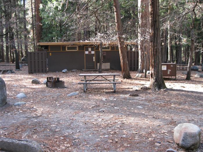 CampsiteCampsite 215