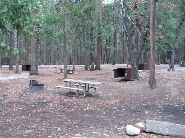 CampsiteCampsite 128