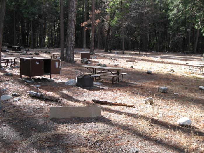 CampsiteCampsite 227