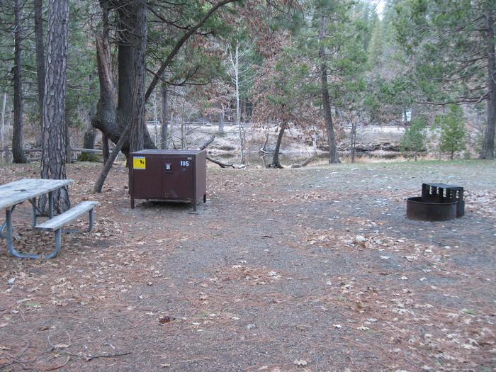 CampsiteCampsite 105