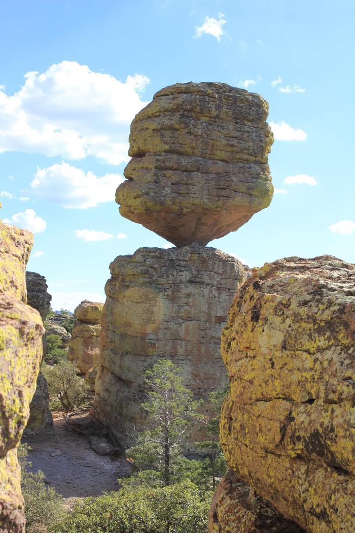 Big Balanced Rock