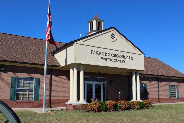 Parker's Crossroads Battlefield Visitor Center