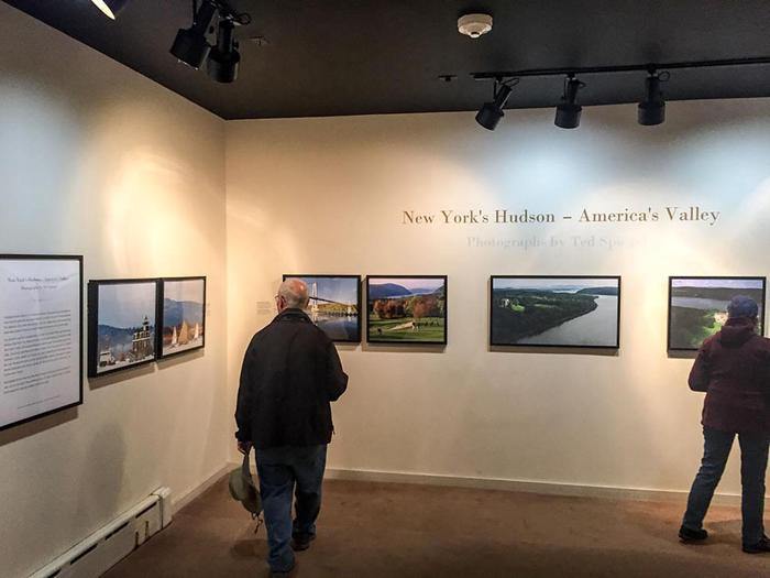 Exhibit GalleryA small gallery features changing exhibits featuring museum collections and contemporary artworks.