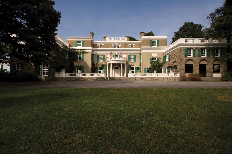 SpringwoodSpringwood, birthplace and home of Franklin D. Roosevelt.