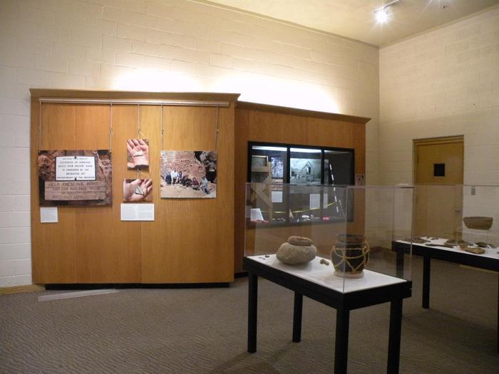 Human History Museum Exhibits
