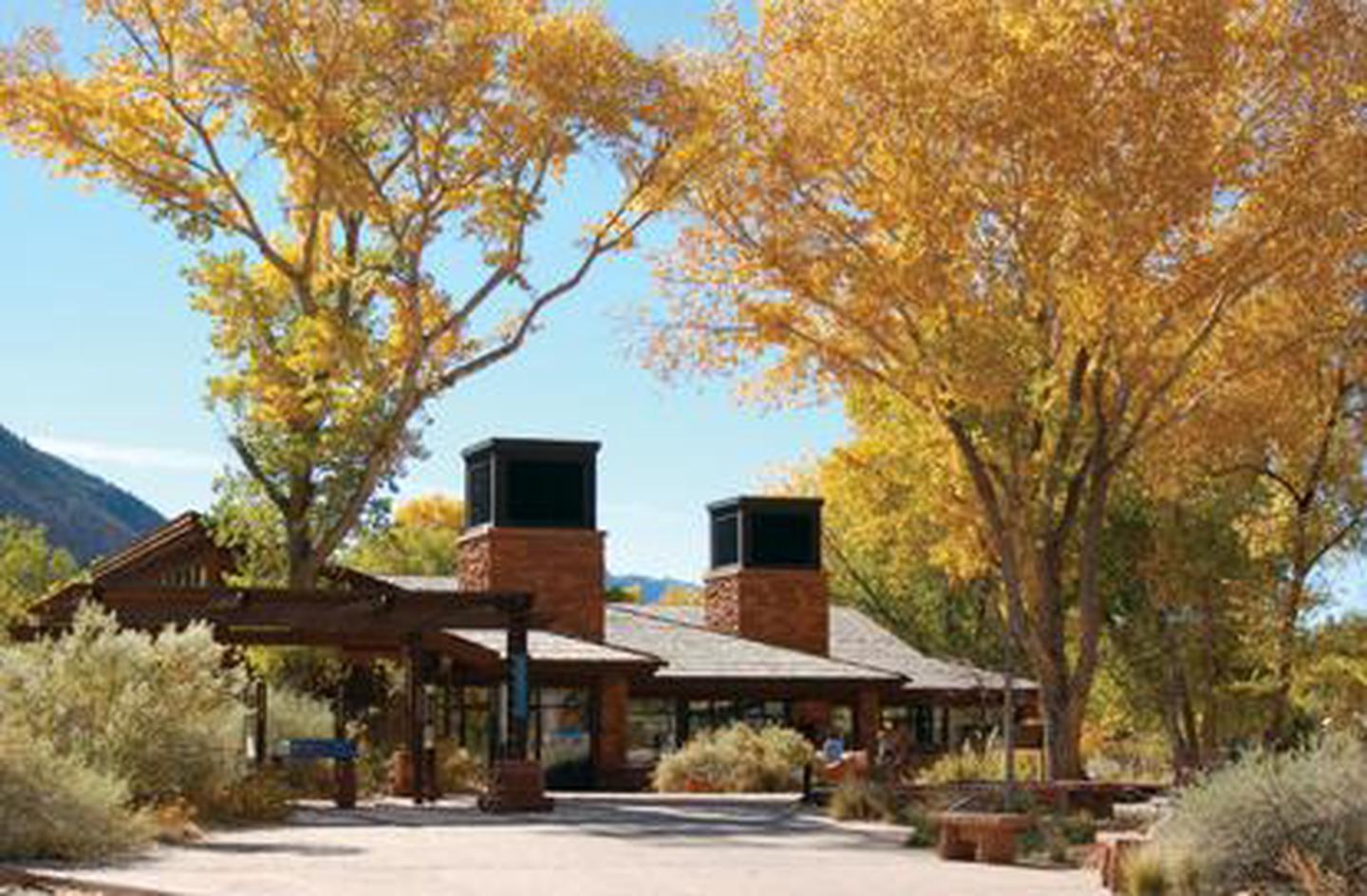 Preview photo of Zion Canyon Visitor Center
