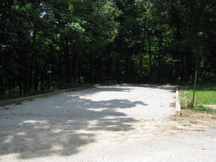 Site 24 Driveway