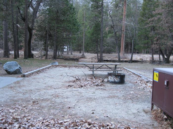 CampsiteCampsite 111