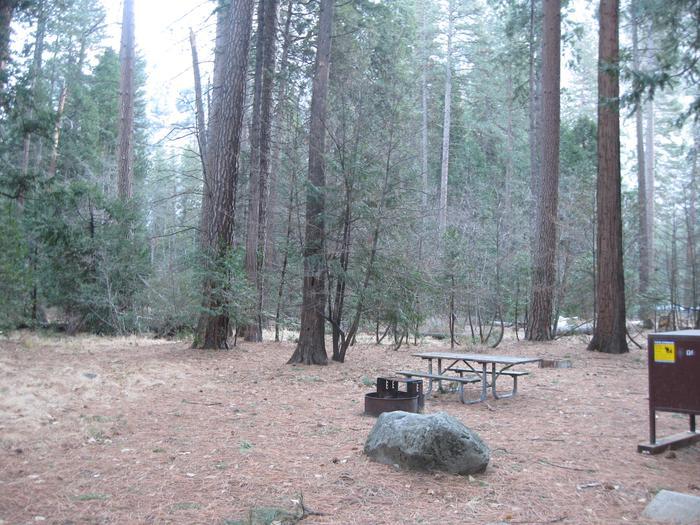 CampsiteCampsite 134