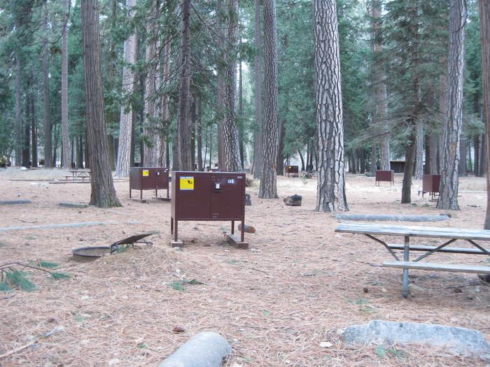 CampsiteCampsite 135
