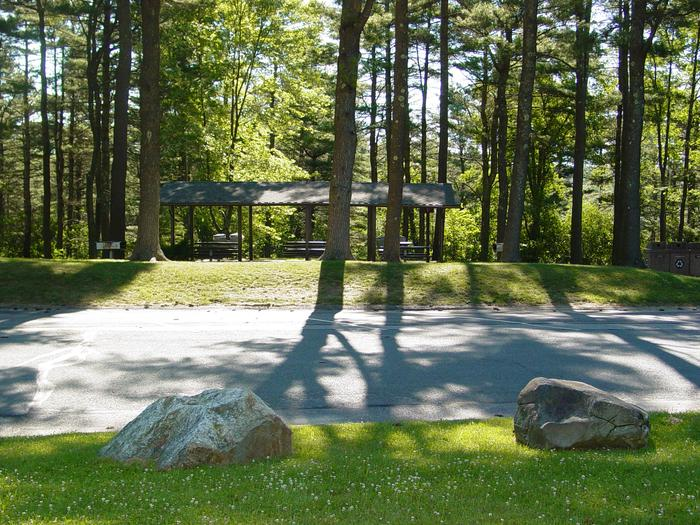 Preview photo of Barre Falls Dam Picnic Shelter