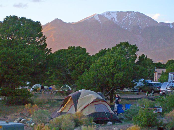 Pinyon Flats CampgroundPinyon Flats Campground is a National Park Service campground located in Great Sand Dunes National Park.