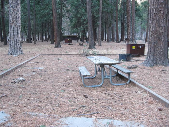 CampsiteCampsite 129