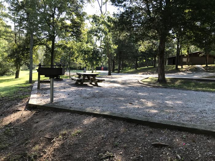 WILLOW GROVE CAMPGROUND SITE # 13