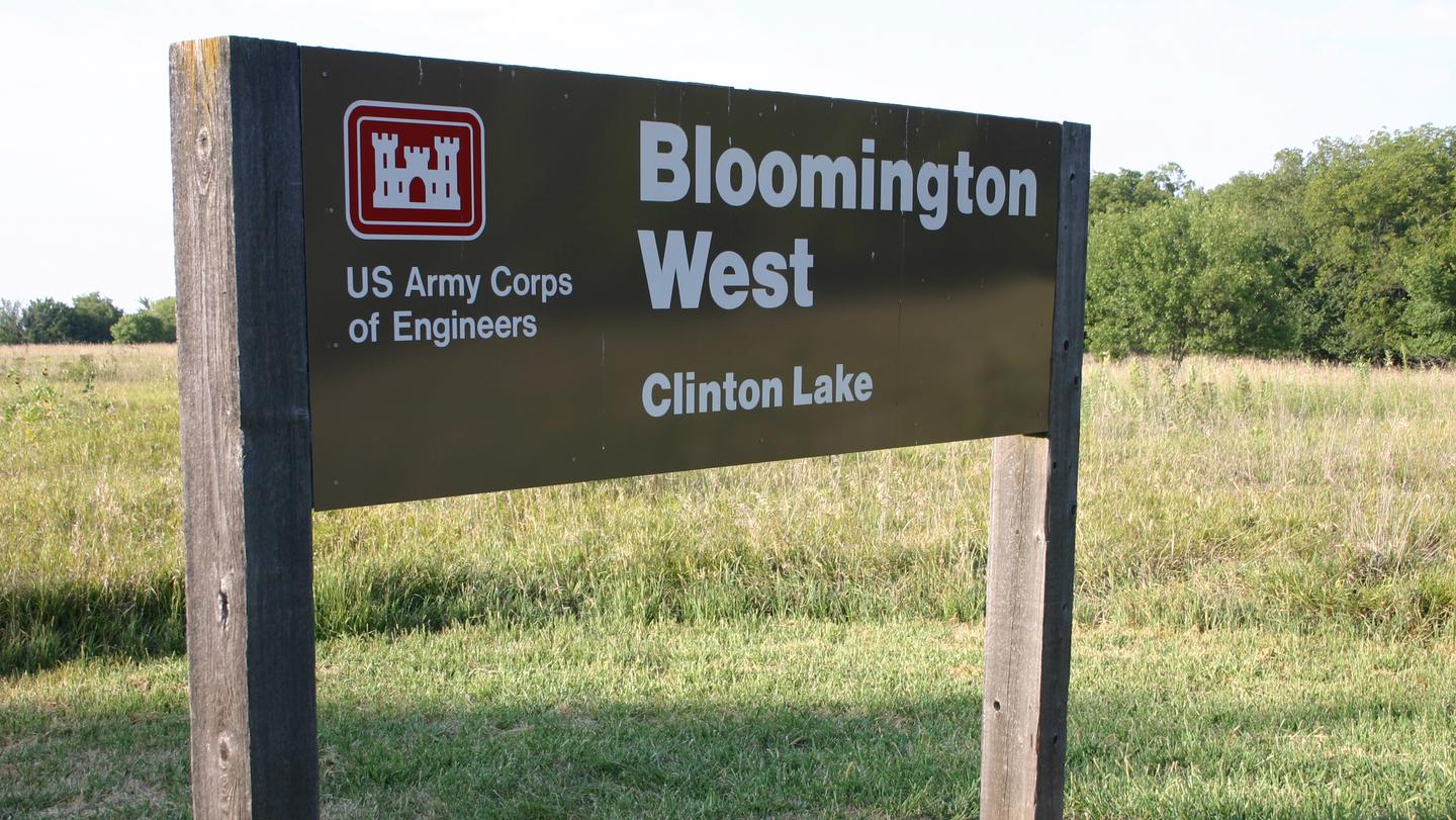 Bloomington West ParkBloomington West Park offers a day use with a boat ramp and restroom as well as a spacious group campground that sits under an umbrella of trees west of Clinton Dam and Lake in the hills of Kansas. This group site offers 25 individual sites, four with 20/30 Amp electric and water connections. This area has a total capacity of 150 guests. A boat ramp is located within a mile of the site, and grills, flush toilets, showers and drinking water provide a comfortable camping experience.
