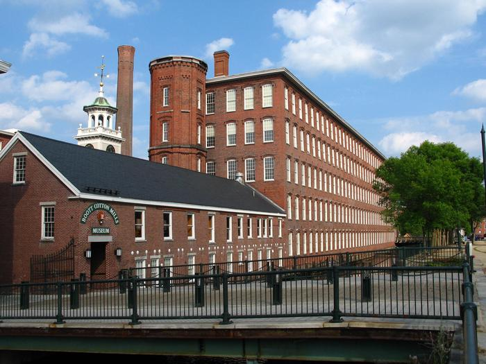 Preview photo of Lowell National Historical Park