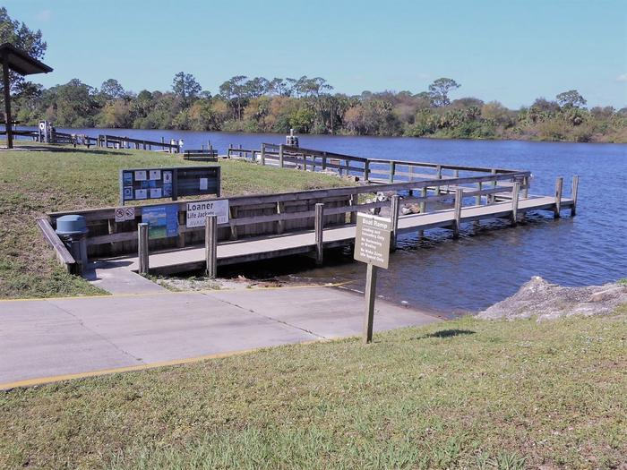 Boat Ramp and Courtesy DockBoat Ramp/Courtesy Dock