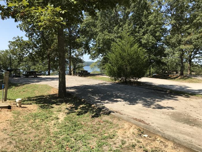 WILLOW GROVE CAMPGROUND SITE # 48