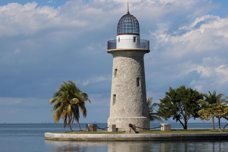 Boca Chita LighthouseThe iconic lighthouse at the entrance to the Boca Chita harbor