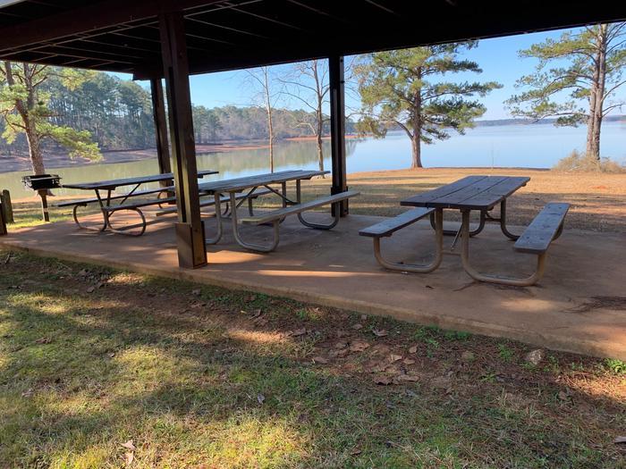 Glass Bridge Group Shelter