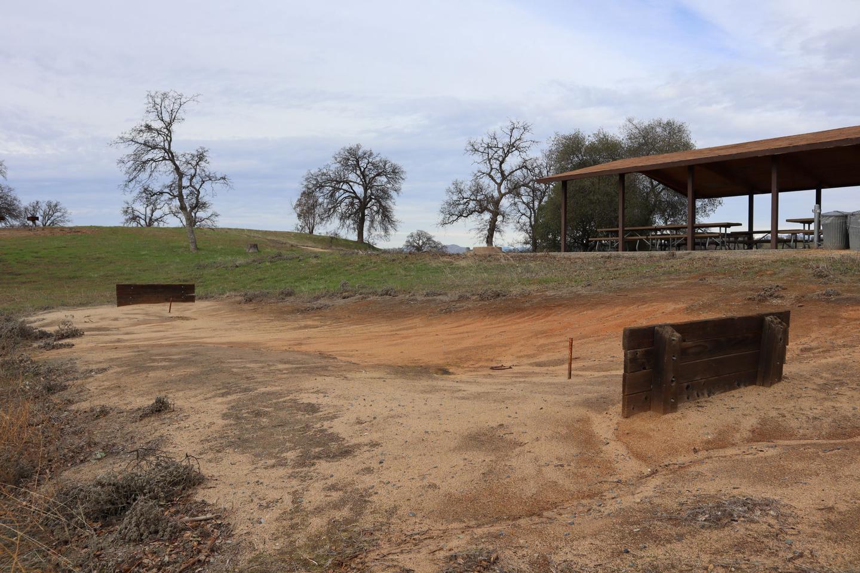 North Group B- horseshoe pit