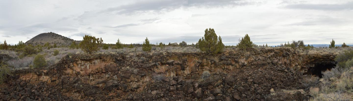 Schonchin Butte & Skull Cave