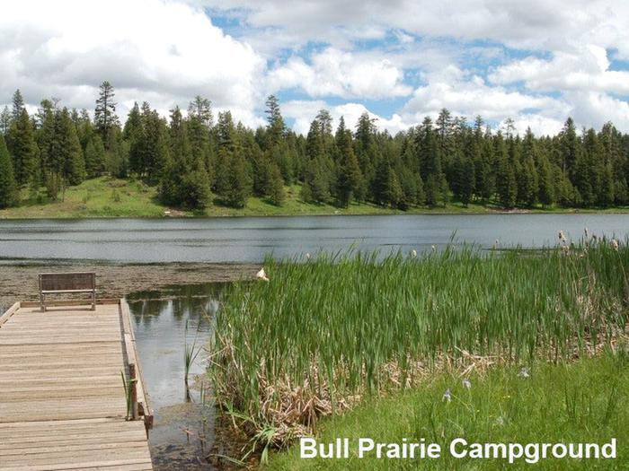 Preview photo of Bull Prairie Campground (OR)