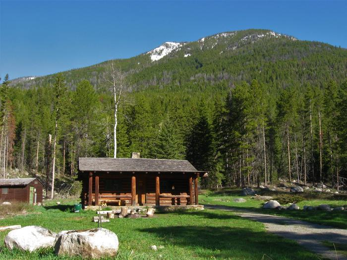 Preview photo of Fourmile Cabin