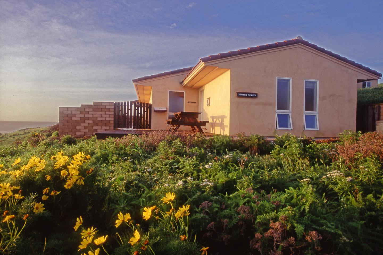 Santa Barbara Island Visitor Contact Station