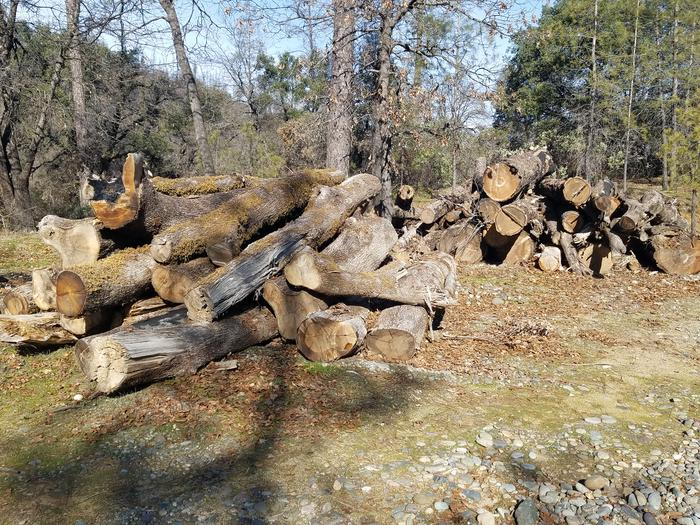 Preview photo of Whiskeytown Firewood Collection Pass