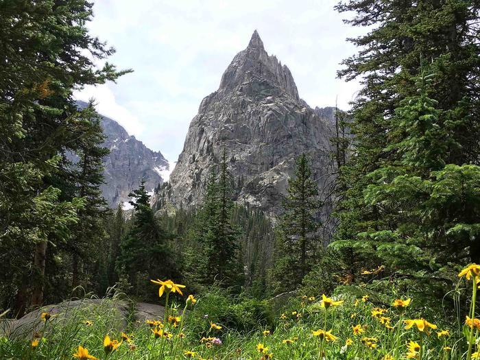 Lone Eagle Peak
