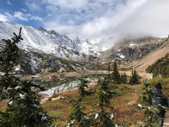 Preview photo of Indian Peaks Wilderness Large Group Day Use Permits