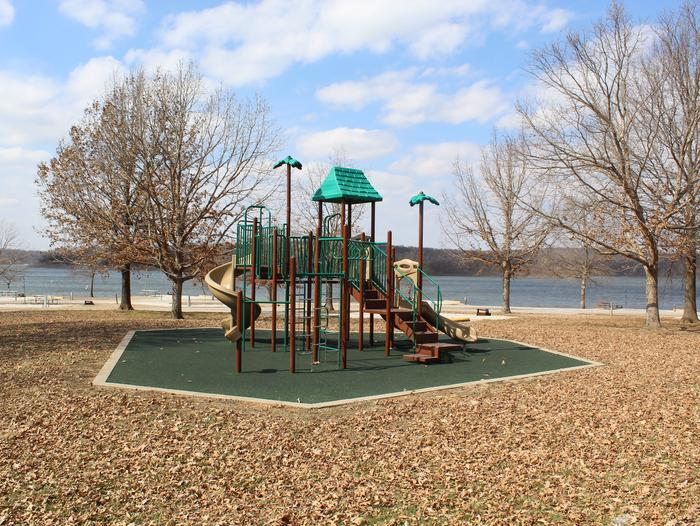 Ruark Bluff West Playground