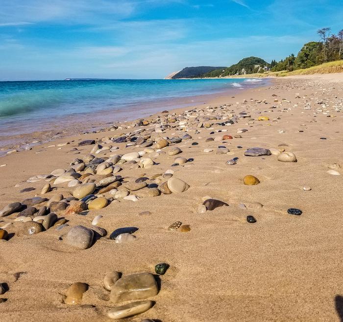 BeachThe beach