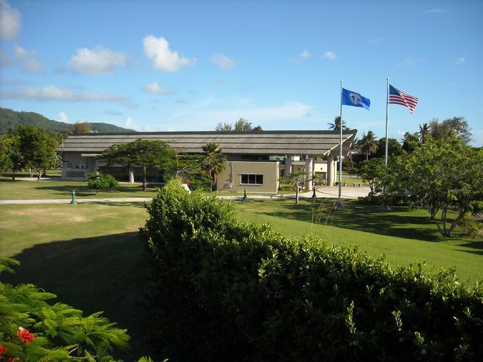 American Memorial Park Visitor Center