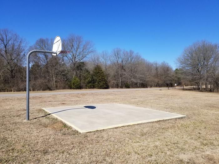 Cowlington Basketball CourtBasketball Court