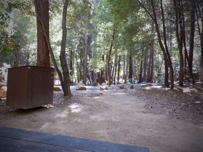 Camp Site 33Tent Pad