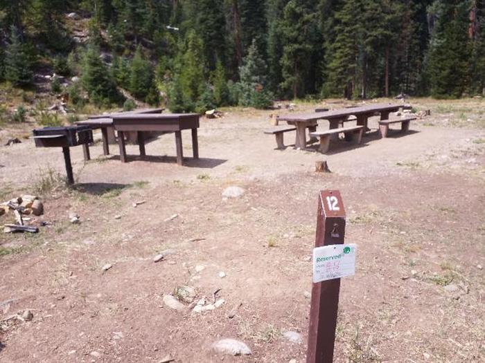 Preview photo of South Fork Group Site - Arapaho Nf (CO)