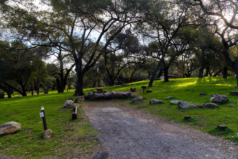Los Prietos Site 2