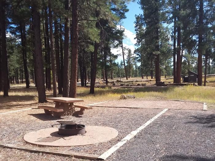 Gravel campsitesite 030