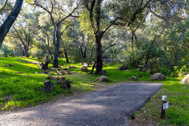 Los Prietos Site 17