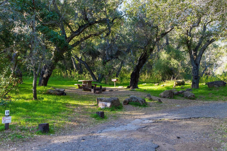Los Prietos Site 19