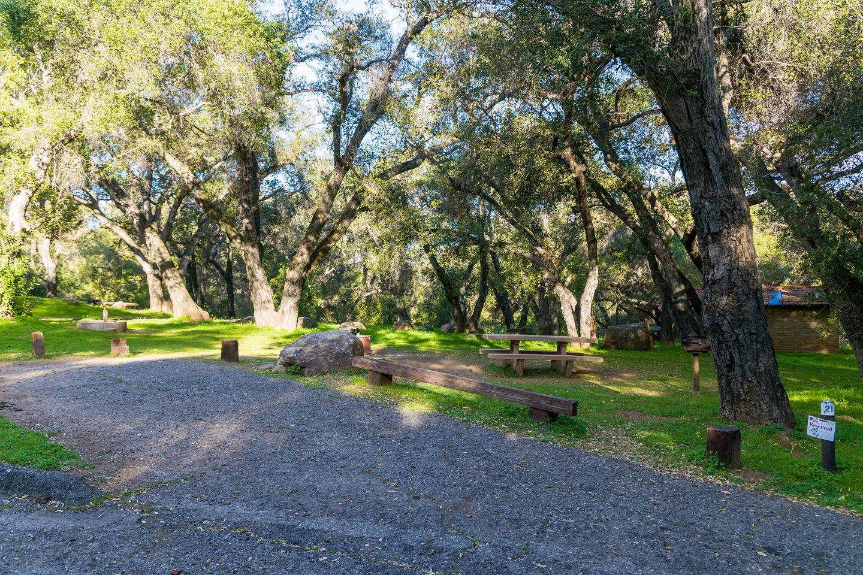 Los Prietos Site 21