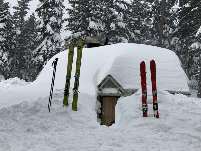 Tilly Jane Guard StationSingle cabin is available for winter & spring rental. Ski/Hike in, no road access.