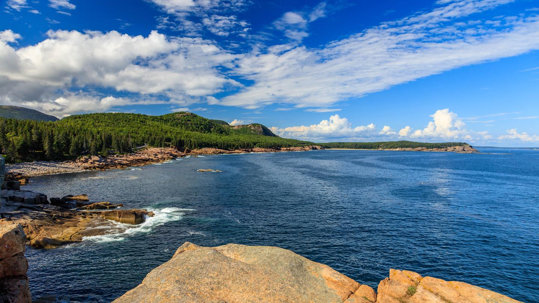 Acadia's rocky coastlineMillions of people come to Acadia for our distinctive rocky coastline.