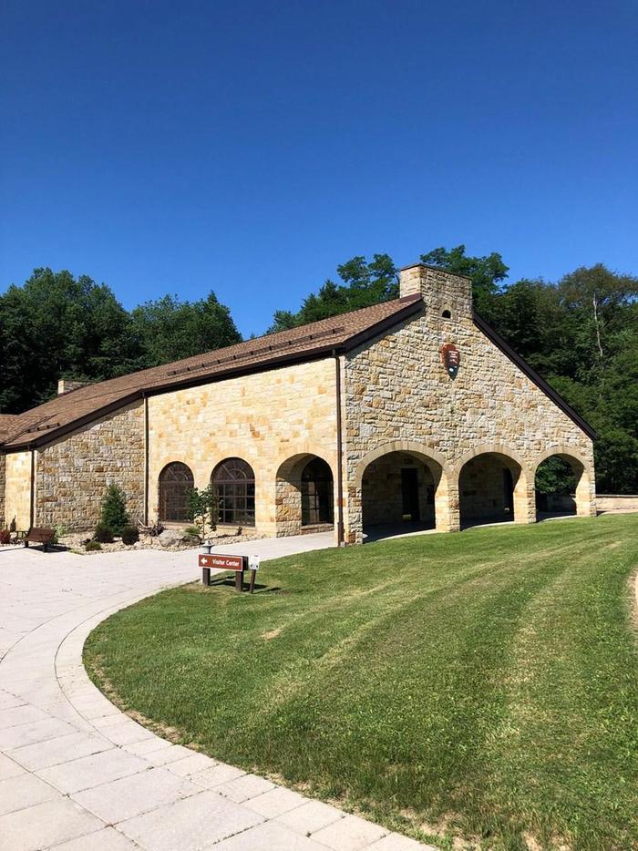 Summit Level Visitor Center
