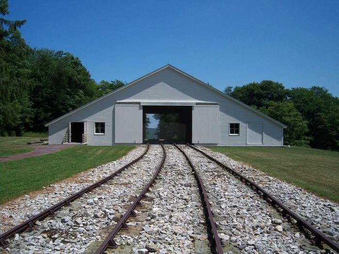 Engine House 6 Exhibit Shelter
